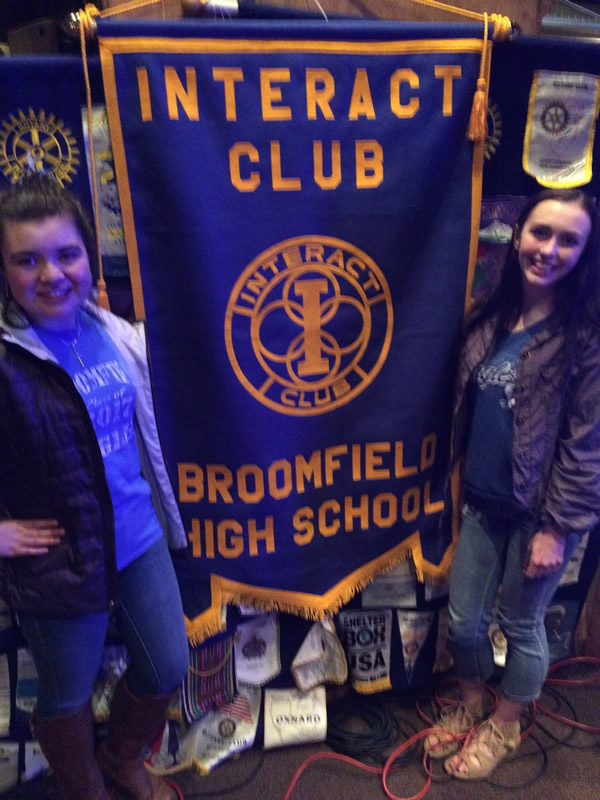 Broomfield Interact Club