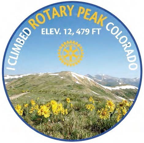 Rotary-Peak-Button