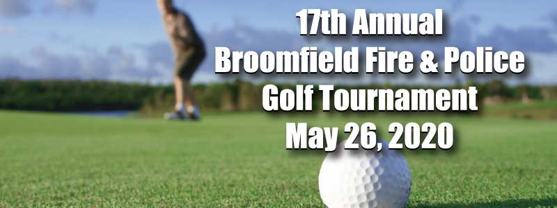 17th Annual Police & Fire Golf Tournament